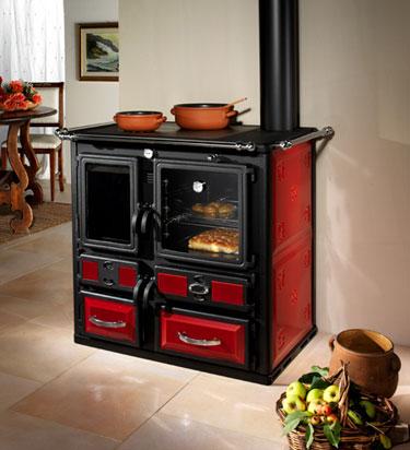 Cocina de le a emiliana by met mann - Como hacer una cocina de lena ...